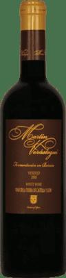 9,95 € 免费送货 | 白酒 Thesaurus Martín Verástegui Fermentación Barrica Crianza I.G.P. Vino de la Tierra de Castilla y León 卡斯蒂利亚莱昂 西班牙 Verdejo 瓶子 75 cl