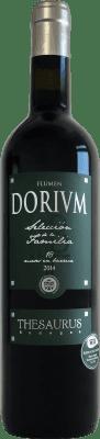 19,95 € Kostenloser Versand | Rotwein Thesaurus Flumen Dorium 18 Meses Reserva D.O. Ribera del Duero Kastilien und León Spanien Tempranillo Flasche 75 cl
