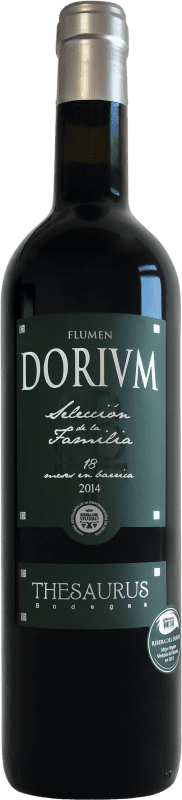 19,95 € 送料無料 | 赤ワイン Thesaurus Flumen Dorium 18 Meses Reserva D.O. Ribera del Duero カスティーリャ・イ・レオン スペイン Tempranillo ボトル 75 cl