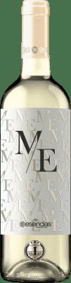 9,95 € Envío gratis | Vino blanco Esencias ME&White I.G.P. Vino de la Tierra de Castilla y León España Verdejo Botella 75 cl