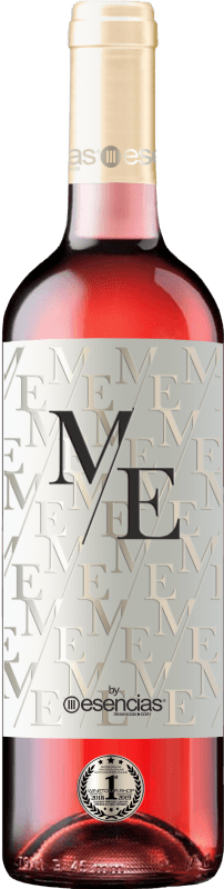11,95 € Kostenloser Versand | Rosé-Wein Esencias ME&Rosé Joven D.O. Cigales Kastilien und León Spanien Tempranillo Flasche 75 cl