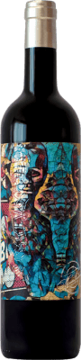 21,95 € Kostenloser Versand | Rotwein Thesaurus Alvarito Crianza I.G.P. Vino de la Tierra de Castilla y León Kastilien und León Spanien Tempranillo Flasche 75 cl