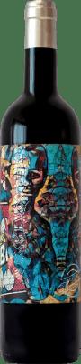21,95 € Envoi gratuit | Vin rouge Thesaurus Alvarito Crianza I.G.P. Vino de la Tierra de Castilla y León Castille et Leon Espagne Tempranillo Bouteille 75 cl