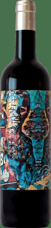 21,95 € Free Shipping | Red wine Thesaurus Alvarito Crianza I.G.P. Vino de la Tierra de Castilla y León Castilla y León Spain Tempranillo Bottle 75 cl