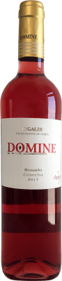 5,95 € Free Shipping   Rosé wine Thesaurus Domine Joven I.G.P. Vino de la Tierra de Castilla y León Castilla y León Spain Tempranillo Bottle 75 cl   Thousands of wine lovers trust us to get the best price guarantee, free shipping always and hassle-free shopping and returns.