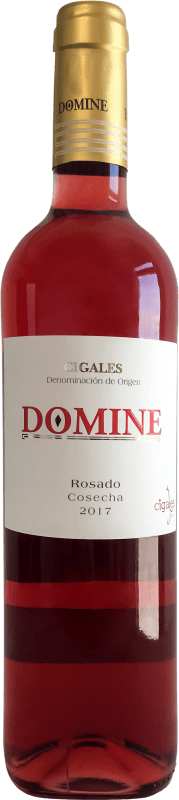 7,95 € Free Shipping | Rosé wine Thesaurus Domine Joven D.O. Cigales Castilla y León Spain Tempranillo Bottle 75 cl