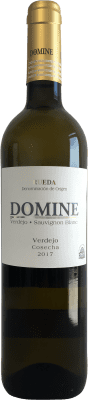 4,95 € Free Shipping | White wine Thesaurus Domine Joven D.O. Rueda Castilla y León Spain Verdejo Bottle 75 cl | Thousands of wine lovers trust us to get the best price guarantee, free shipping always and hassle-free shopping and returns.