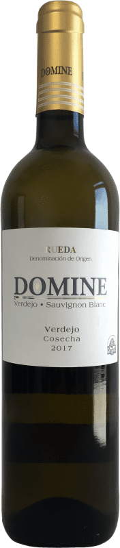 6,95 € Free Shipping | White wine Thesaurus Domine Joven D.O. Rueda Castilla y León Spain Verdejo Bottle 75 cl