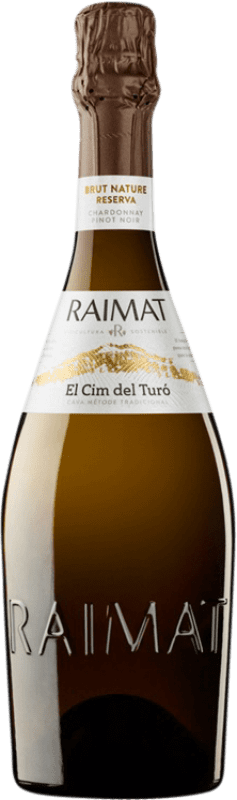 10,95 € Free Shipping   White sparkling Raimat El Cim del Turó D.O. Cava Spain Pinot Black, Chardonnay Bottle 75 cl