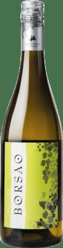 4,95 € Free Shipping   White wine Borsao Blanco Selección D.O. Campo de Borja Spain Macabeo Bottle 75 cl