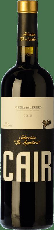 17,95 € Free Shipping | Red wine Dominio de Cair Selección La Aguilera D.O. Ribera del Duero Castilla y León Spain Tempranillo Bottle 75 cl