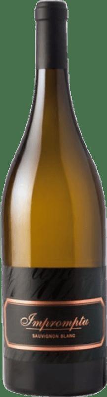 37,95 € Free Shipping | White wine Hispano-Suizas Impromptu D.O. Utiel-Requena Spain Sauvignon White, Sauvignon Magnum Bottle 1,5 L