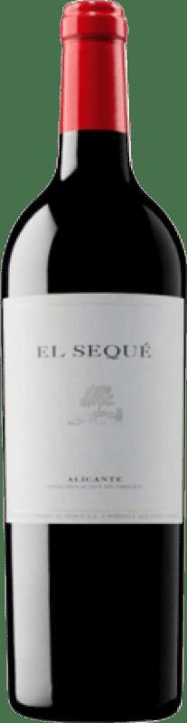49,95 € Free Shipping   Red wine Artadi El Sequé D.O. Alicante Valencian Community Spain Monastrell Magnum Bottle 1,5 L