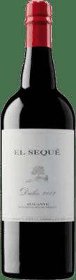 13,95 € Envoi gratuit | Vin doux Artadi El Sequé D.O. Alicante Communauté valencienne Espagne Monastrell Demi- Bouteille 37 cl