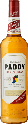18,95 € Free Shipping | Whisky Blended Paddy Irish Whiskey Old Bottle 70 cl