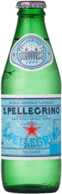 21,95 € Free Shipping | 24 units box Water San Pellegrino Small Bottle 25 cl