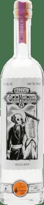 38,95 € Free Shipping | Mezcal Siete Misterios Doba Ye Bottle 75 cl