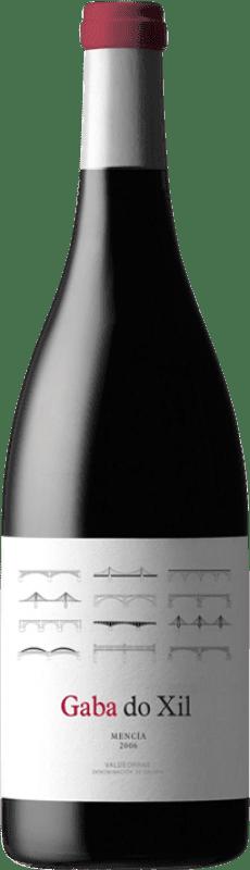 9,95 € Free Shipping | Red wine Telmo Rodríguez Gaba do Xil D.O. Valdeorras Galicia Spain Mencía Bottle 75 cl