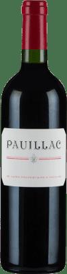 41,95 € Free Shipping | Red wine Château Lynch Bages A.O.C. Pauillac France Merlot, Cabernet Sauvignon, Cabernet Franc, Petit Verdot Bottle 75 cl