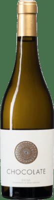 17,95 € Free Shipping | White wine Orben Chocolate Blanco Nº 2 D.O.Ca. Rioja The Rioja Spain Viura, Malvasía, Grenache White, Tempranillo White Bottle 75 cl