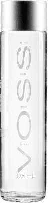 71,95 € Free Shipping | 24 units box Water VOSS Water Small Bottle 37 cl