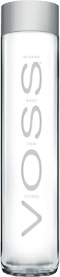 61,95 € Free Shipping | 12 units box Water VOSS Water Bottle 80 cl