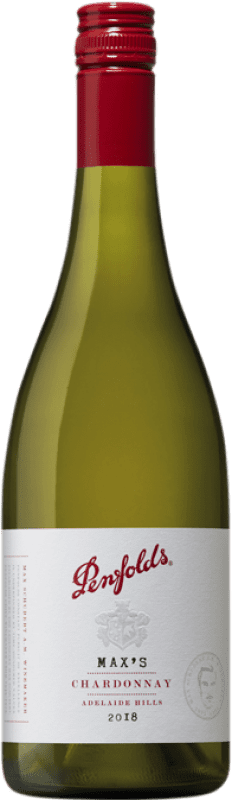 18,95 € Free Shipping | White wine Penfolds Max I.G. Southern Australia Southern Australia Australia Chardonnay Bottle 75 cl