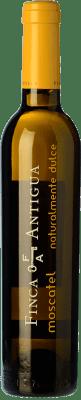 9,95 € Free Shipping | Sweet wine Finca Antigua D.O. La Mancha Castilla la Mancha Spain Muscat Half Bottle 37 cl