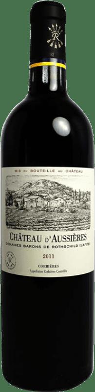 26,95 € Free Shipping   Red wine Barons de Rothschild Chateau d'Aussières Languedoc-Roussillon France Cabernet Sauvignon Bottle 75 cl