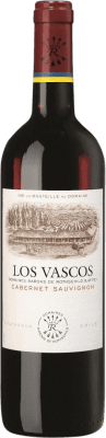 10,95 € Free Shipping   Red wine Barons de Rothschild Los Vascos I.G. Valle de Colchagua Colchagua Valley Chile Cabernet Sauvignon Bottle 75 cl