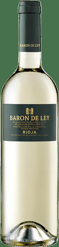 7,95 € Free Shipping   White wine Barón de Ley D.O.Ca. Rioja The Rioja Spain Viura, Malvasía Bottle 75 cl
