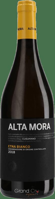15,95 € Free Shipping | White wine Cusumano Alta Mora Blanco D.O.C. Etna Italy Carricante Bottle 75 cl