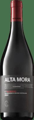 16,95 € Free Shipping | Red wine Cusumano Alta Mora D.O.C. Etna Italy Nerello Mascalese Bottle 75 cl