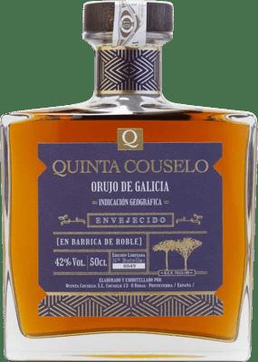 45,95 € Free Shipping   Marc Quinta de Couselo Envejecido 15 Años D.O. Orujo de Galicia Galicia Spain Medium Bottle 50 cl