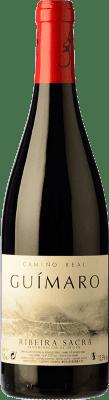 14,95 € Free Shipping   Red wine Guímaro Camiño Real D.O. Ribera del Duero Castilla y León Spain Mencía, Grenache Tintorera, Mouratón Bottle 75 cl