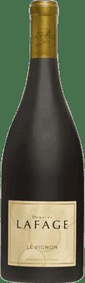 32,95 € Free Shipping | Red wine Domaine Lafage Le Vignon Otras A.O.C. Francia France Syrah, Monastrell, Mazuelo, Carignan Bottle 75 cl