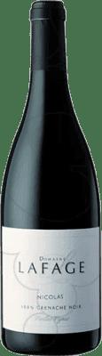 24,95 € Envoi gratuit | Vin rouge Domaine Lafage Nicolás Crianza Otras A.O.C. Francia France Grenache Bouteille Magnum 1,5 L