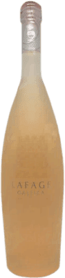 13,95 € Free Shipping | Rosé wine Domaine Lafage Gallica Joven Otras A.O.C. Francia France Bottle 75 cl