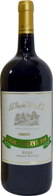 101,95 € Free Shipping | Red wine Rioja Alta 904 Gran Reserva 2009 D.O.Ca. Rioja The Rioja Spain Magnum Bottle 1,5 L