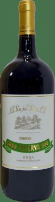 93,95 € Kostenloser Versand | Rotwein Rioja Alta 904 Gran Reserva D.O.Ca. Rioja La Rioja Spanien Magnum-Flasche 1,5 L