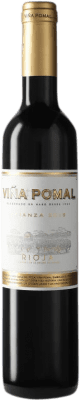5,95 € Envoi gratuit | Vin rouge Bodegas Bilbaínas Viña Pomal Centenario Crianza D.O.Ca. Rioja La Rioja Espagne Tempranillo Demi Bouteille 50 cl