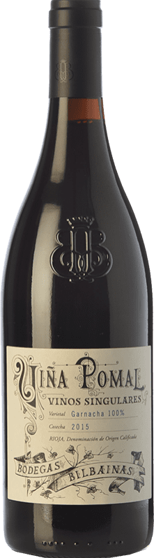 29,95 € Free Shipping | Red wine Bodegas Bilbaínas Viña Pomal Crianza D.O.Ca. Rioja The Rioja Spain Grenache Bottle 75 cl