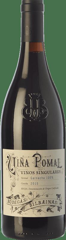 29,95 € Envío gratis   Vino tinto Bodegas Bilbaínas Viña Pomal Crianza D.O.Ca. Rioja La Rioja España Garnacha Botella 75 cl