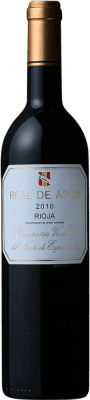 62,95 € Free Shipping | Red wine Norte de España - CVNE Viña Real de Asua Reserva 2011 D.O.Ca. Rioja The Rioja Spain Bottle 75 cl
