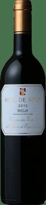73,95 € Envoi gratuit | Vin rouge Norte de España - CVNE Viña Real de Asua Reserva 2011 D.O.Ca. Rioja La Rioja Espagne Bouteille 75 cl