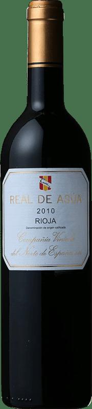 56,95 € Free Shipping | Red wine Norte de España - CVNE Viña Real de Asua Reserva D.O.Ca. Rioja The Rioja Spain Bottle 75 cl