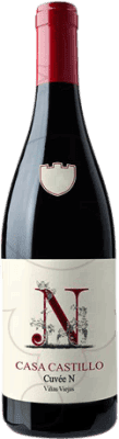 64,95 € Free Shipping | Red wine Casa Castillo Cuvée N Viejas Viñas D.O. Jumilla Levante Spain Monastrell Bottle 75 cl
