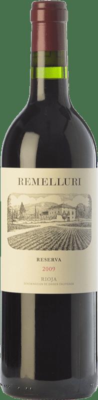 38,95 € Envío gratis | Vino tinto Ntra. Sra de Remelluri Reserva D.O.Ca. Rioja La Rioja España Tempranillo, Garnacha, Graciano Botella Mágnum 1,5 L