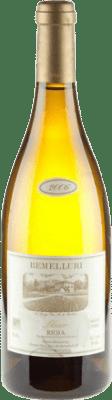 132,95 € 免费送货 | 白酒 Ntra. Sra de Remelluri Crianza D.O.Ca. Rioja 拉里奥哈 西班牙 Grenache White, Roussanne, Muscatel, Viognier, Chardonnay, Sauvignon White, Marsanne 瓶子 Magnum 1,5 L | 成千上万的葡萄酒爱好者信赖我们,保证最优惠的价格,免费送货,购买和退货,没有复杂性.