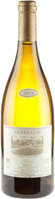 132,95 € Free Shipping | White wine Ntra. Sra de Remelluri Crianza D.O.Ca. Rioja The Rioja Spain Grenache White, Roussanne, Muscatel, Viognier, Chardonnay, Sauvignon White, Marsanne Magnum Bottle 1,5 L | Thousands of wine lovers trust us to get the best price guarantee, free shipping always and hassle-free shopping and returns.